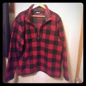 NWOT Northface Half Zip Pullover Sweater Unisex